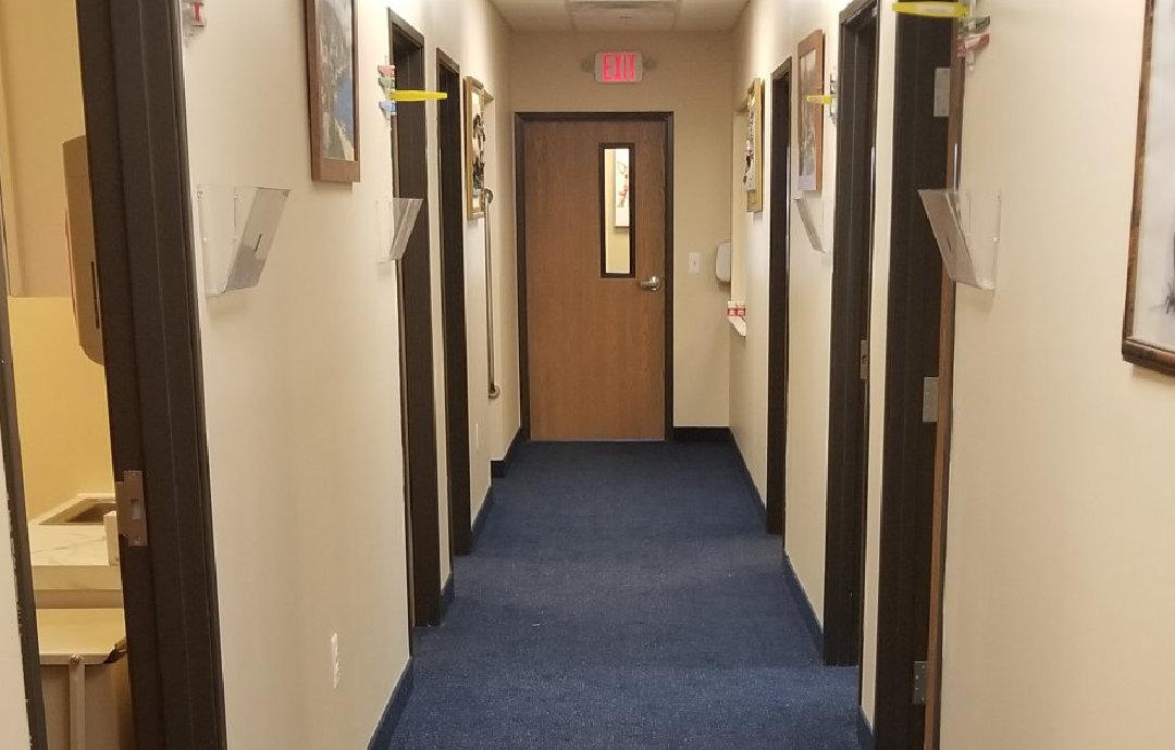 building hallway